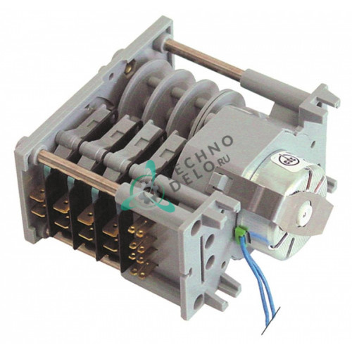 Таймер-программатор CDC 7804F 120 секунд 230В 4 камеры мотор M37RN 461.080.00 для Amatis, Lamber, Modular и др.