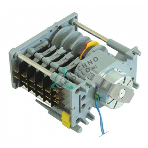 Таймер-программатор CDC 7805M1/0300801 180 секунд 230V 5 камер мотор M37RN для Lamber GS4, GS5, GS6, GS25 и др.