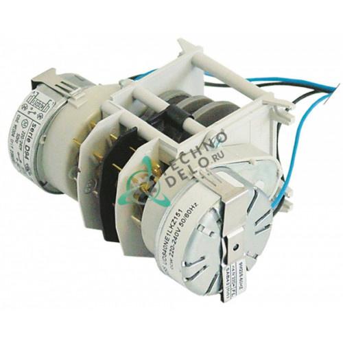 Таймер-программатор Bigatti D94 3 мин/6 мин/9 мин 238030 для Elettrobar S950, Eurotec и др.