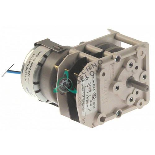 Таймер Bigatti D94 SYC001/RTFOC0030 80 минут 230V для печи MBM FEP050/FEP080/FEP160 и др.