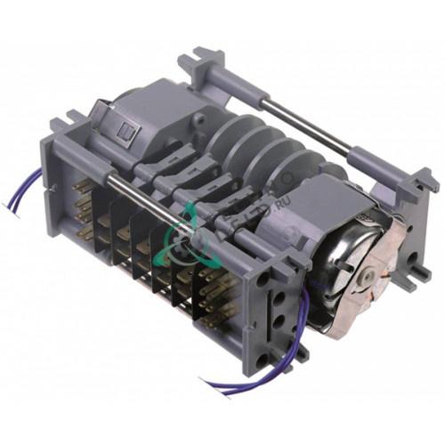 Таймер-программатор CDC 7805DV 230В 6 секунд / 3 минуты 5 камер 12024203 Z213002 для Fagor FI-48/FI-64 и др.