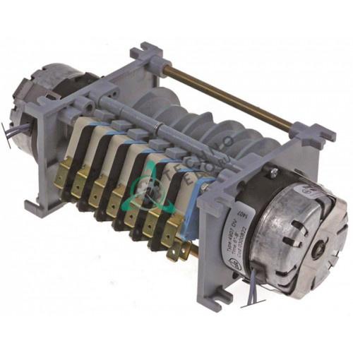 Таймер-программатор CDC тип 4907DV 24В 6 секунд/ 8 минут 2 мотора 7 камер 300822 для Amatis, Lamber LP31L/LP6