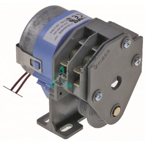 Таймер-программатор Fiber P195J02H826 5 минут 230VAC для оборудования Salva и др.