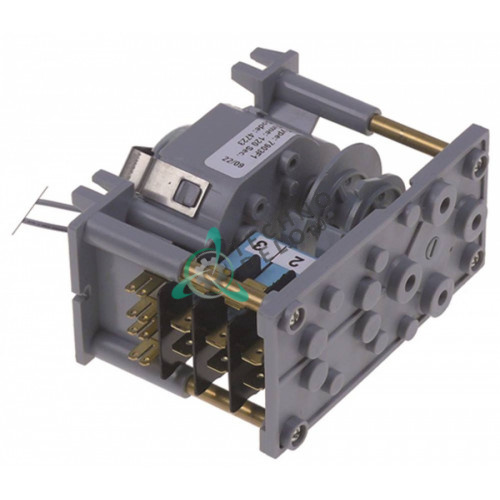 Таймер-программатор CDC тип 7903F1 230VAC 120 секунд 3 камеры мотор M37RN 4723 посудомоечной машины ATA