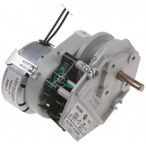 Таймер Bigatti D94.04/CCS011 60 минут 230V 0KU798 для печи Electrolux, Zanussi