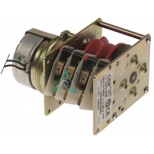 Таймер программатор CEM HH3M16 120243 120 секунд 230В для Comenda B10T/B11T и др.