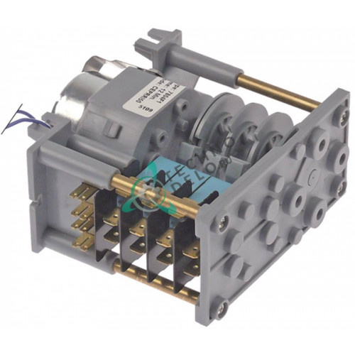 Таймер-программатор CDC 7804F 230VAC 12 минут 4 камеры M37RN CEPRRI50 для посудомоечной машины Omniwash