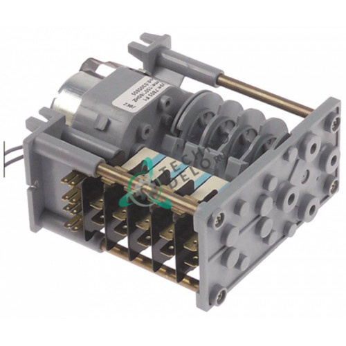 Таймер-программатор CDC 7805F 150 секунд 208VAC 5 камер M37RS 0300805 для посудомоечной машины Amatis, Lamber