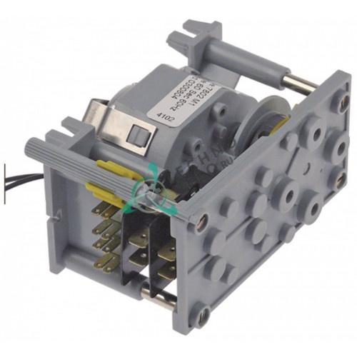 Таймер-программатор CDC 7802M1/0300804 208В 60 секунд 2 камеры M37RS для посудомоечной машины Lamber