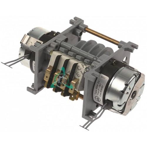 Таймер-программатор CDC тип 4904DV 230В 6 секунд / 3 минуты 4 камеры мотор M48L ATS 908499 для Silanos и др.