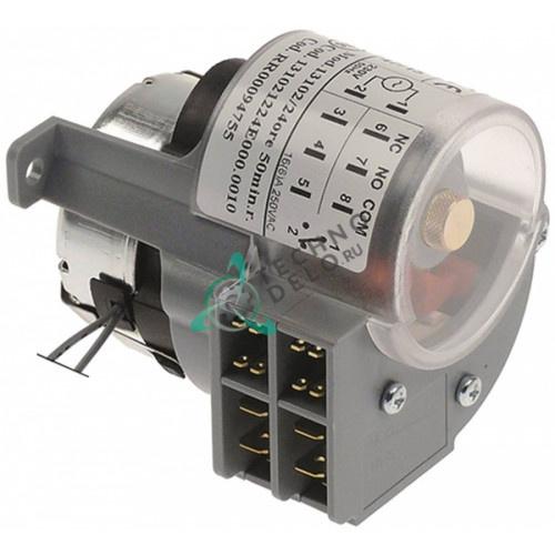 Реле времени CDC тип 13102/24 230В 50Гц оттаивание для профессионального холодильного оборудования Electrolux