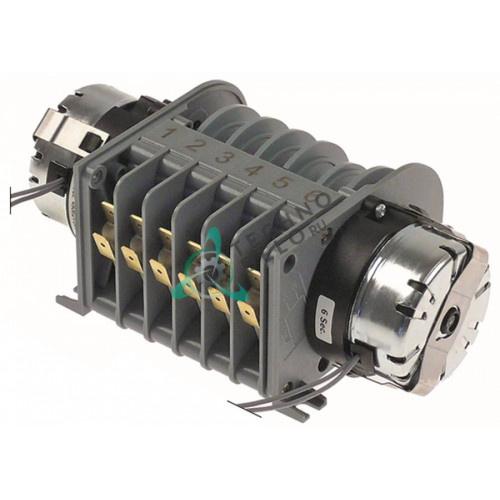 Таймер-программатор CDC 4906DV 230В 6 секунд/2 минуты Z718937000 12023458 посудомоечной машины Fagor FI-100/FI-120 и др.