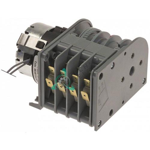 Таймер-программатор CDC тип 4804M1 230В 120 секунд 4 камеры 802-140-010 802140010 для Hemerson, La Cimbali и др.