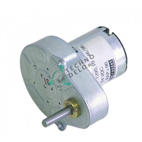 Мотор-редуктор CROUZET тип 82048054 120 об/мин 24В
