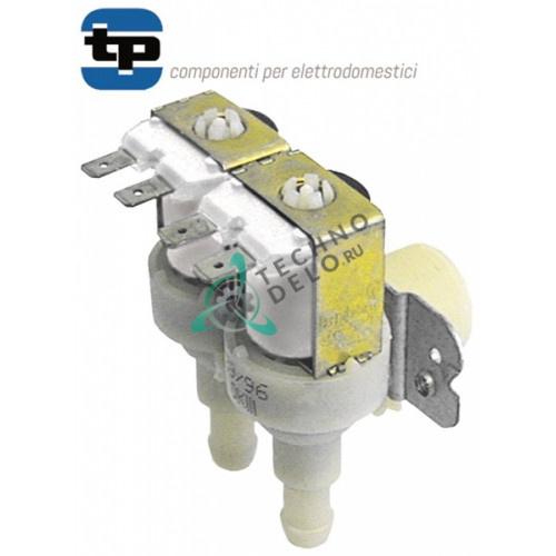 Клапан электромагнитный TP двойной 069295 для Brema, Apach, Comenda, Electrolux и др.