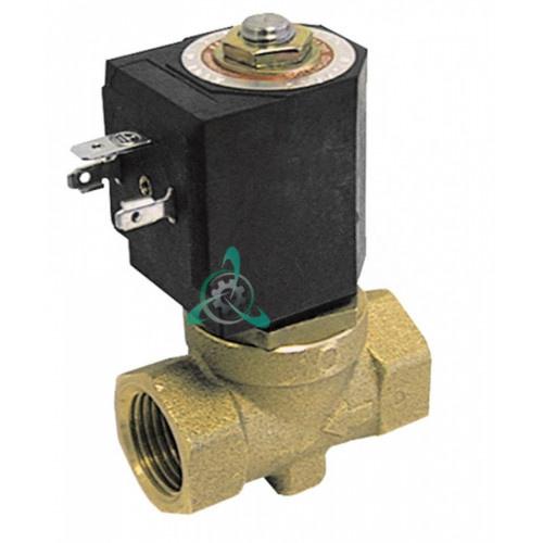 Клапан электромагнитный M&M D-265/266 3/8 L54мм 7700 230VAC E0150 для печи Eloma