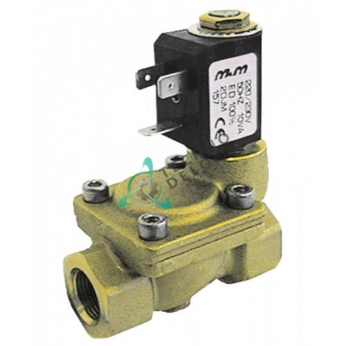 Клапан электромагнитный M&M B204/205/206 для оборудования Grandimpianti, Comenda и др.