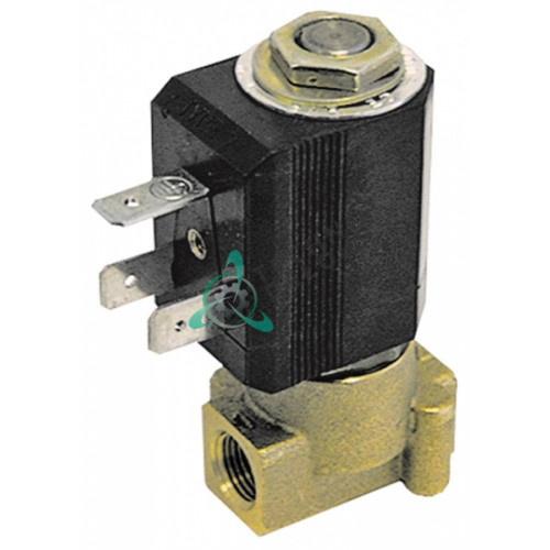Клапан электромагнитный M&M B-297 1/8 L30мм 2700 24VAC