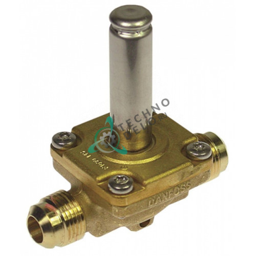 Корпус клапана Danfoss NC EVR6 резьба 3/4 UNF (1/2 SAE) L85мм