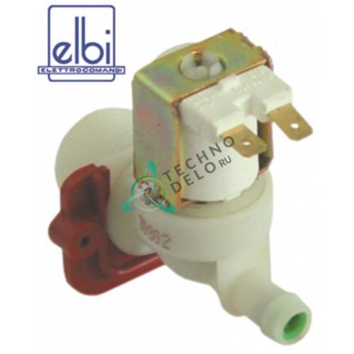 Соленоидный клапан Elbi 0,25 л/мин 100329, льдогенератора ITV, Apach и др.