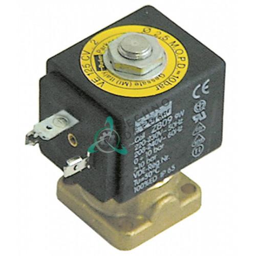 Клапан электромагнитный Parker ZB09 VE-125 для оборудования Carimali, Rancilio и др.