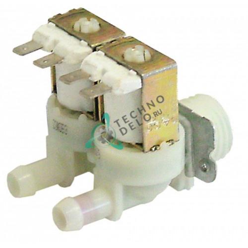 Клапан электромагнитный Elbi 0,5 л/мин 240010 для Colged, Elettrobar, Hobart, Rancilio и др.