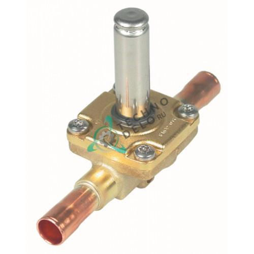 Корпус клапана Danfoss NC EVR10 032F1218 соединение d12мм 089867 для Electrolux и др.