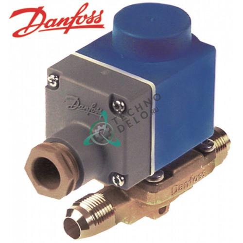 Клапан электромагнитный Danfoss EVR 10 230V 3/4 UNF (12мм)