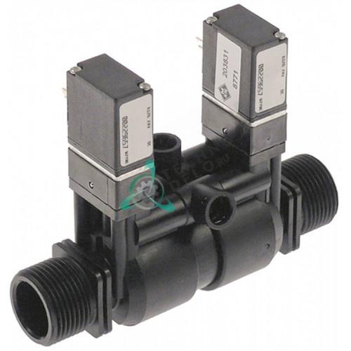 Блок-соленоид 24VDC (постоянный ток) 203831 1015916 для печи MKN и др.