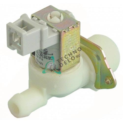 Клапан электромагнитный одинарный Eliwell 230VAC 3/4 d14мм 15л/мин 3106214 для Winterhalter и др.
