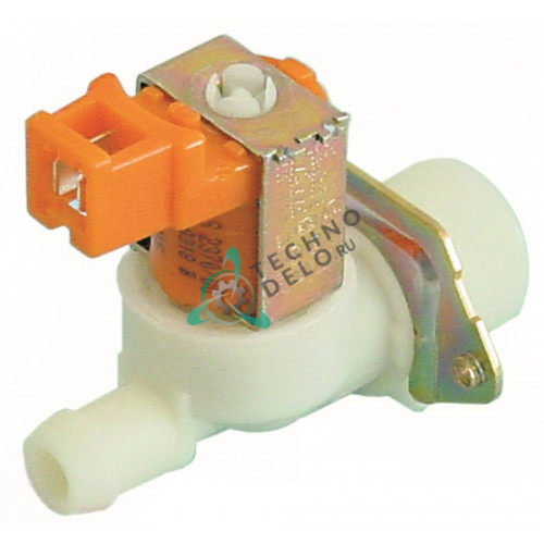 Клапан электромагнитный Invensys одинарный 230VAC 3/4 d14мм 5,5л/мин для Electrolux и др.