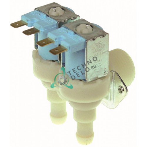 Клапан электромагнитный TP (соленоид) K01322 льдогенератора Kastel, Brema, Brice Italia и др.