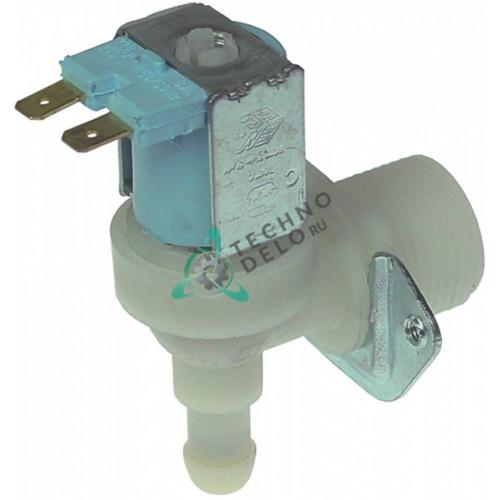 Клапан электромагнитный TP 0,8 л/мин N23115 льдогенератора Brema, Kastel, NTF, Fagor и др.