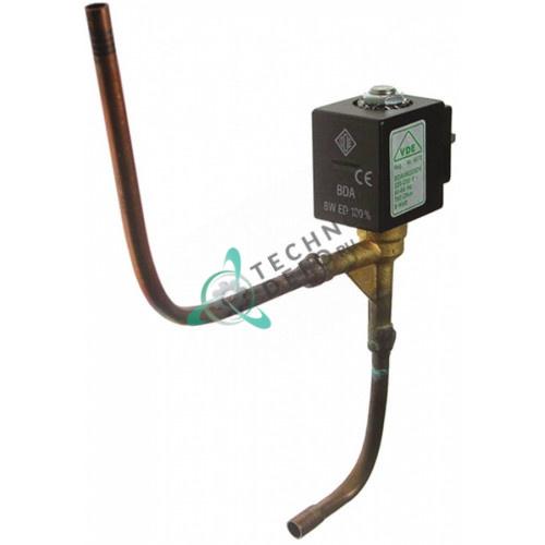 Клапан электромагнитный (соленоид) 463.370418 parts spare universal