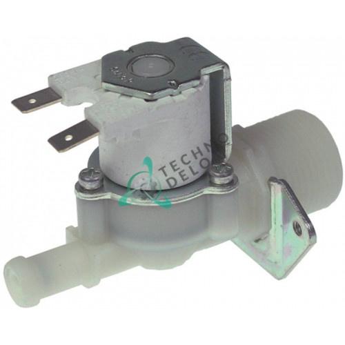 Клапан электромагнитный одинарный RPE 230VAC 3/4 d11.5мм 1,2 л/мин для Brema, Silanos и др.