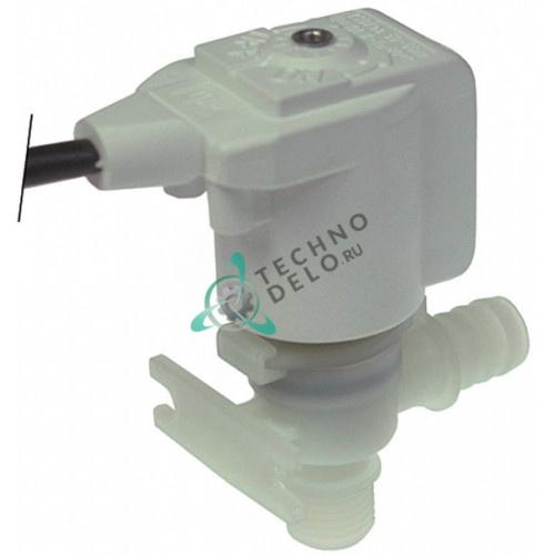Клапан электромагнитный RPE 230В N23537 льдогенератора Brema, NTF и др.