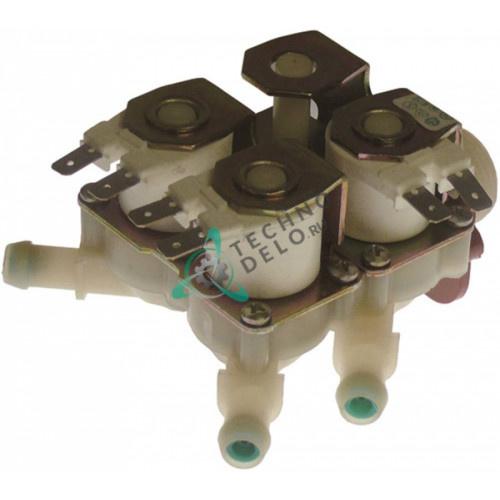 Соленоидный клапан (4-х кратный) 101233 льдогенератора ITV, Apach и др.