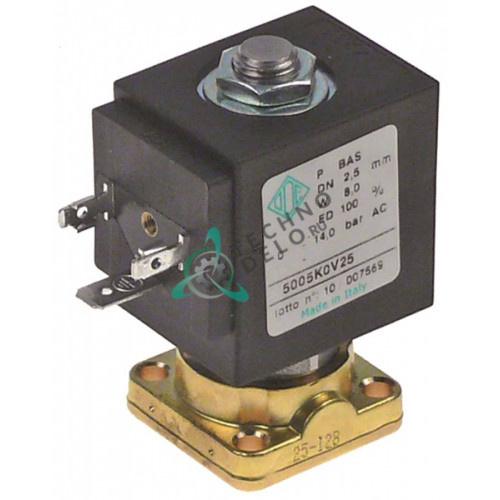 Клапан электромагнитный ODE 5005 BDA 230VAC корпус 25-I28 9003435 кофемашины Reneka