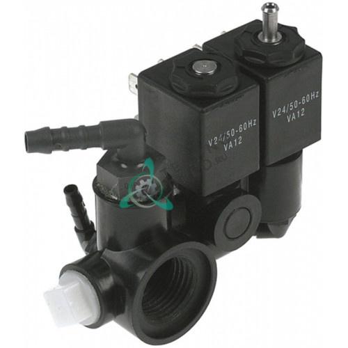 Блок-соленоид 24V VA12 0900830 вакуумного упаковщика Henkelman Mini Jumbo