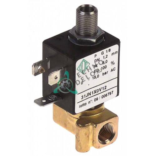 Клапан электромагнитный ODE 230В L30мм 7702316 кофемашины Bezzera
