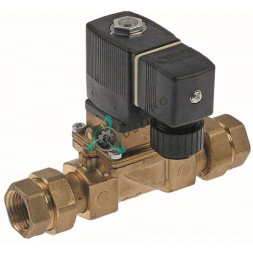 Клапан электромагнитный Burkert 24VAC 1/2 L65мм 300173 для Amatis, Lamber M115/M150/MATIC20