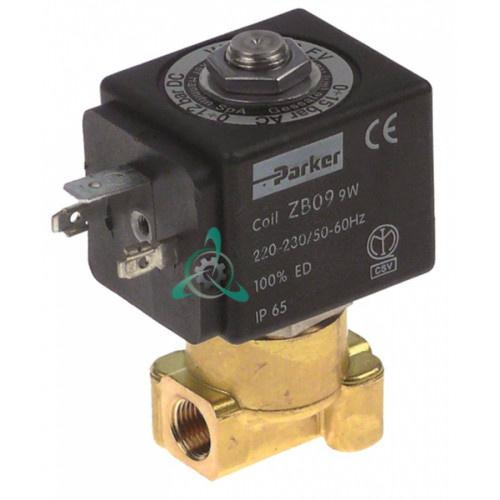 Клапан электромагнитный (соленоид) 463.370574 parts spare universal