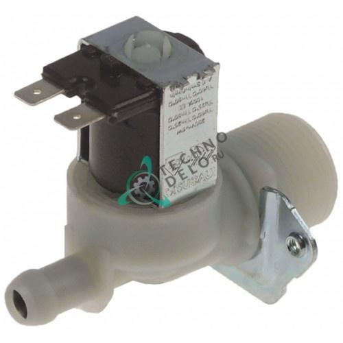 Клапан электромагнитный Invensys одинарный 230VAC 3/4 d11.5мм 120620 для Coffee Queen и др.