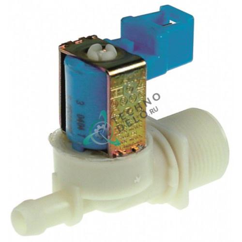 Клапан электромагнитный Invensys 230VAC 3/4 d11.5мм 0C3254 печи Fagor, Lincat, Electrolux и др.