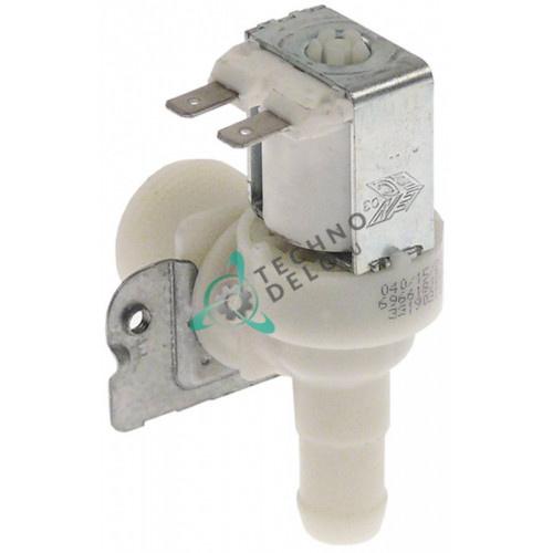 Клапан электромагнитный Elbi 230VAC 3/4 d14мм 048898 для Electrolux и др.