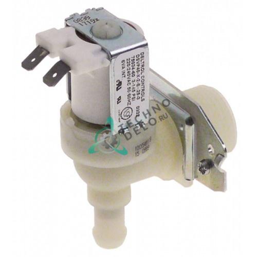 Клапан электромагнитный Deltrol DSVP40 одинарный угловой 220-240VAC 3/4 d-11,5мм для Horeca Select GIM1023/GIM2023 и др.
