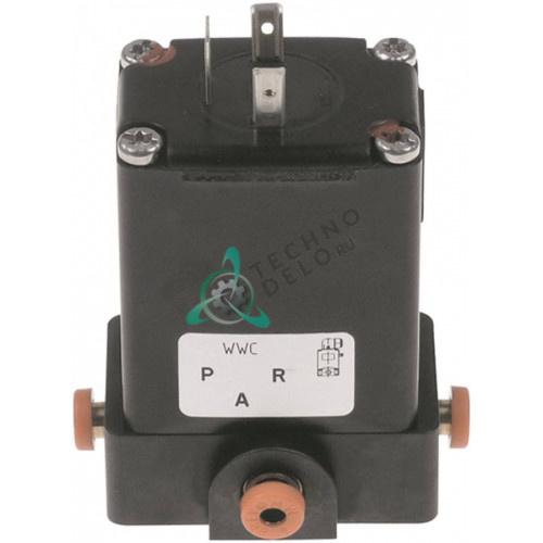 Клапан электромагнитный Burkert 230VAC 0E1423 0W2063 для Electrolux, Whirlpool и др.