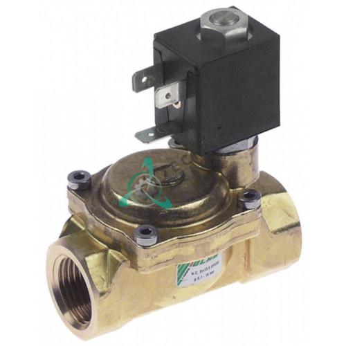 Клапан электромагнитный Olab 230VAC 1/2IG L69мм 5018127041 варочного котла Ambach