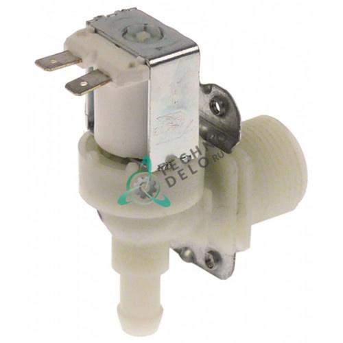 Клапан электромагнитный одинарный Elbi 319 230VAC для посудомоечной машины ATA AF55/AF61/AF610