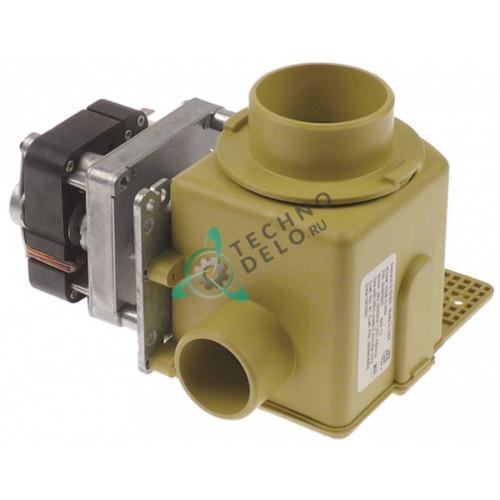 Клапан сливной тип MDB-C-55M SO арт. 0L2506 для оборудования Zanussi/Electrolux 534300, ECRT-NRT и др.